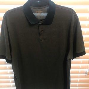 Roundtree collared shirt